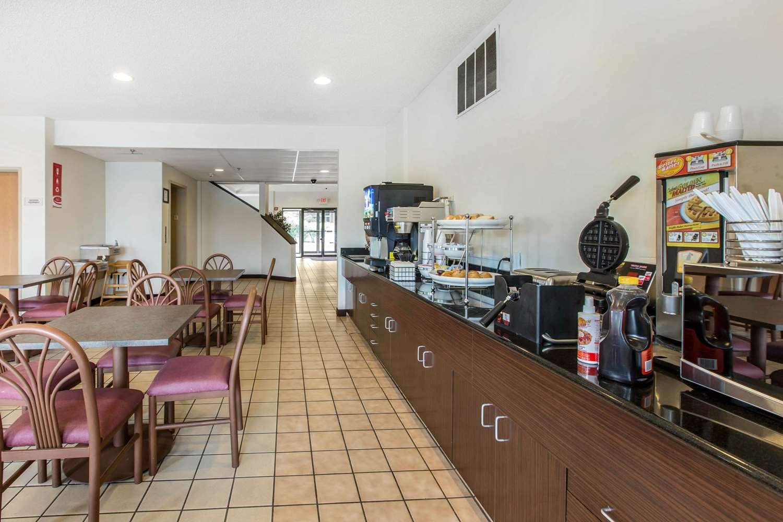 Restaurant - Econo Lodge Inn & Suites Peoria