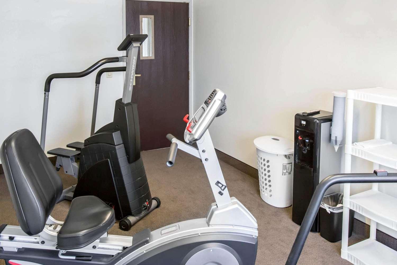 Fitness/ Exercise Room - Sleep Inn Rockford