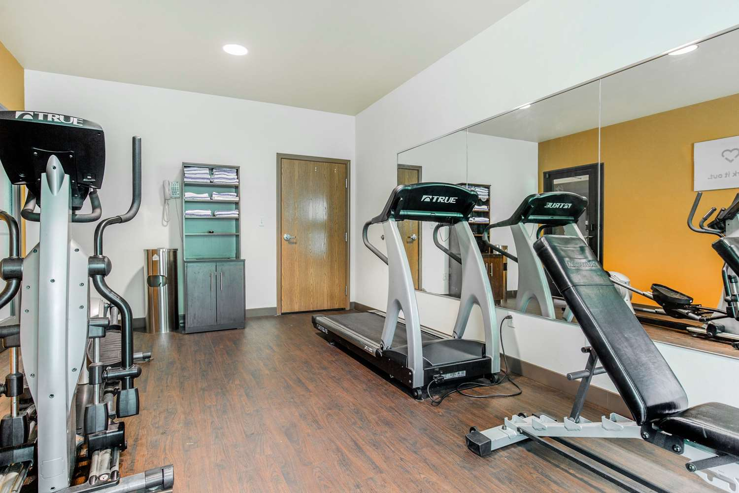 Fitness/ Exercise Room - Comfort Suites Fairview Heights