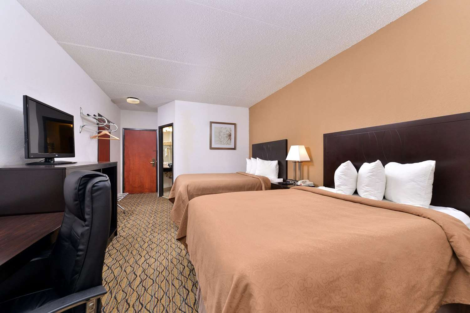 Room - Quality Inn & Suites Matteson