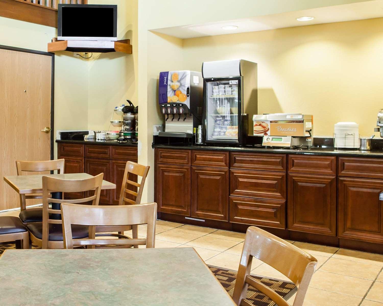 Restaurant - Quality Inn Bolingbrook