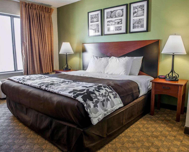 Room - Econo Lodge University Area Urbana
