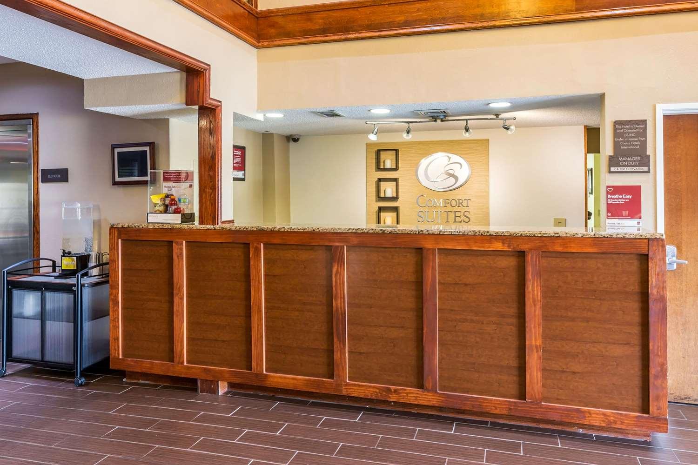Lobby - Comfort Suites Lansing