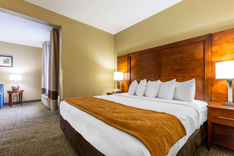 Suite - Comfort Suites Lansing