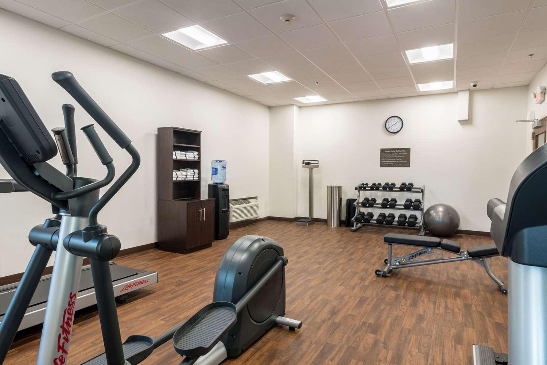 Fitness/ Exercise Room - Comfort Inn Edwardsville