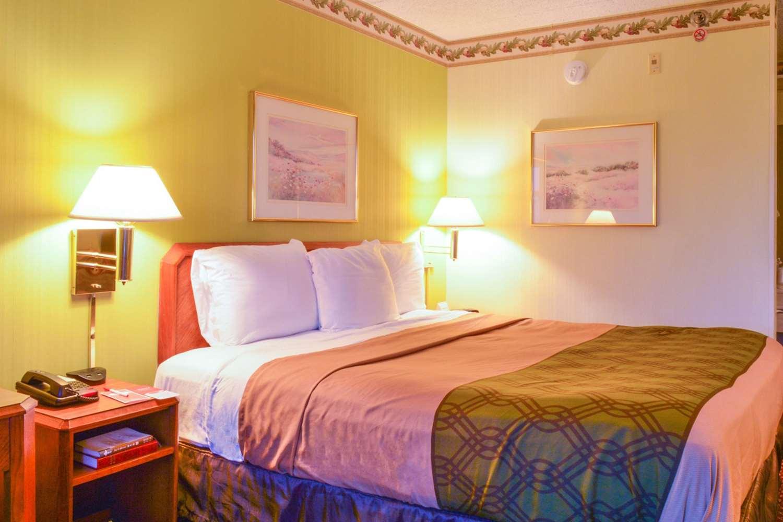 Room - Econo Lodge Willowbrook