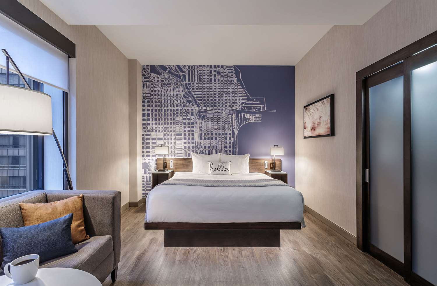 Room - Cambria Hotel & Suites Loop Chicago