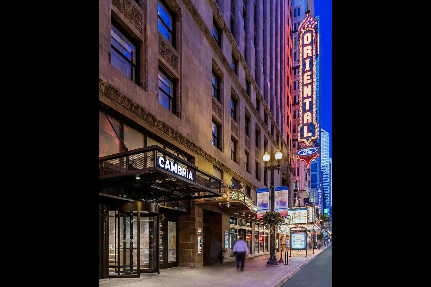 Exterior view - Cambria Hotel & Suites Loop Chicago