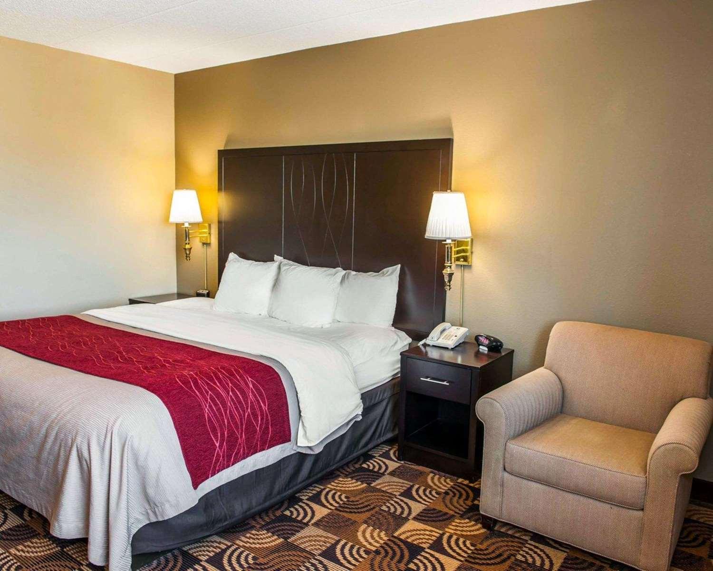 Room - Comfort Inn & Suites North Indianapolis