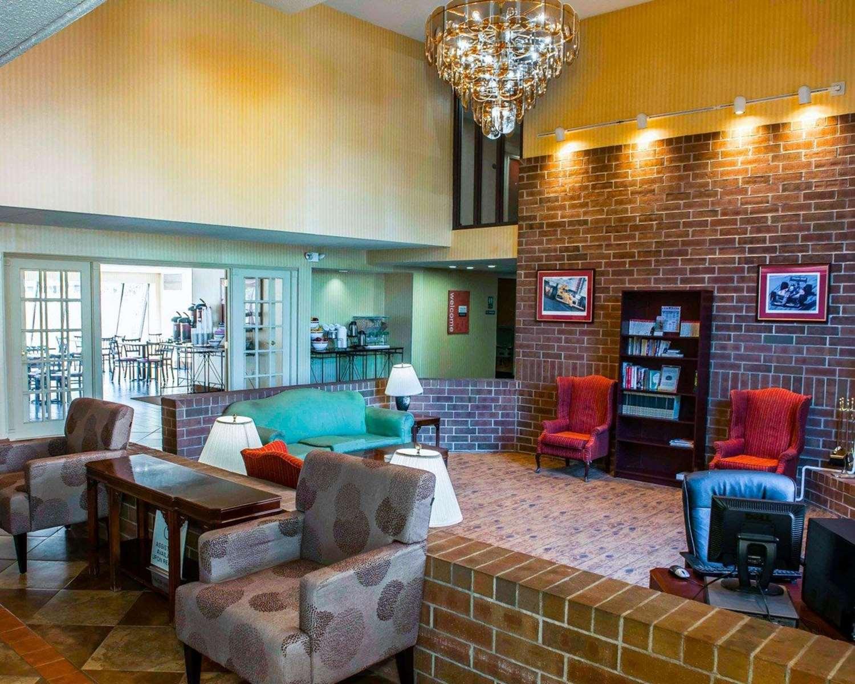 Lobby - Comfort Inn & Suites North Indianapolis