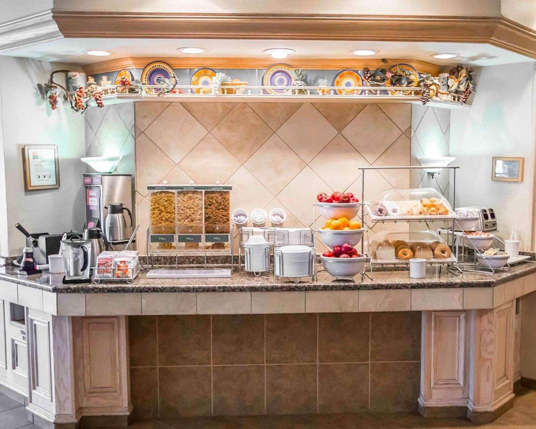 Restaurant - Comfort Suites Notre Dame University South Bend