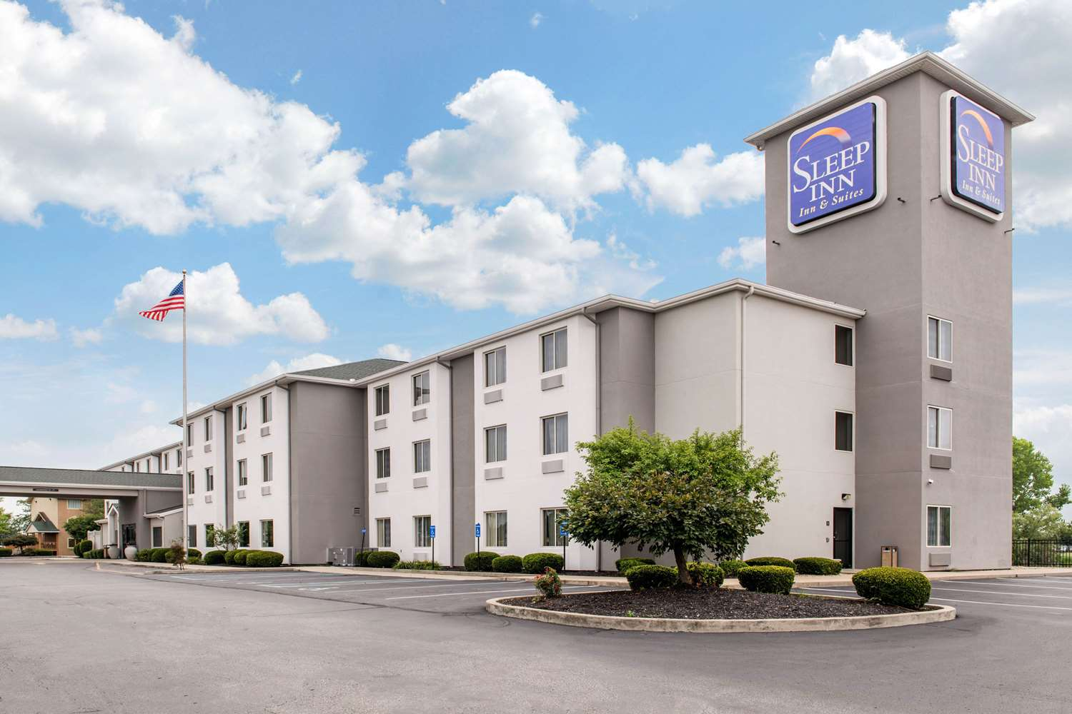 Exterior view - Sleep Inn & Suites Columbus