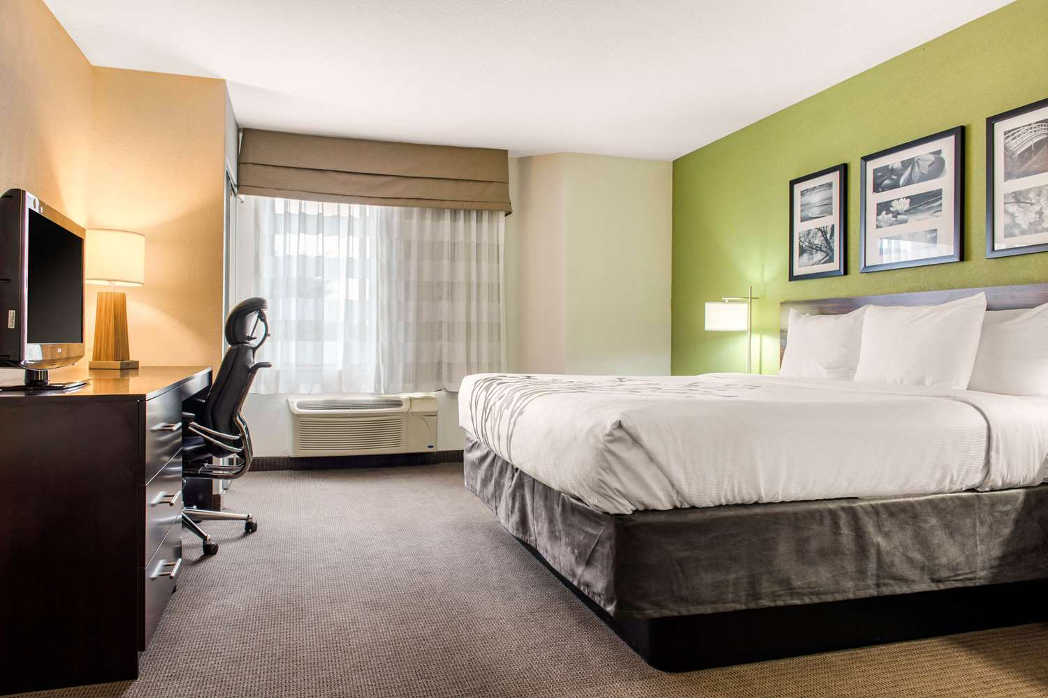 Room - Sleep Inn & Suites Columbus