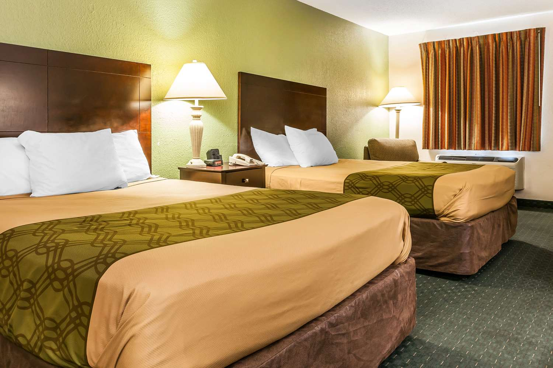 Room - Econo Lodge Vincennes