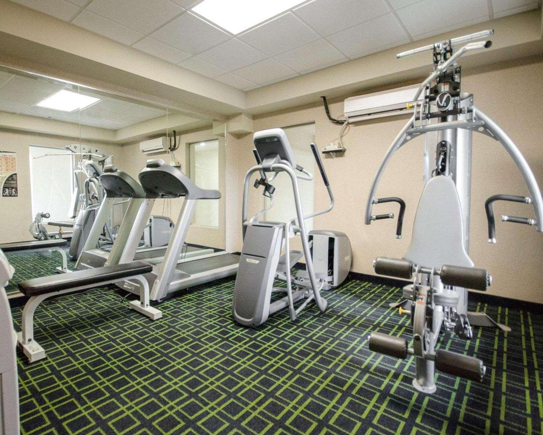 Fitness/ Exercise Room - Comfort Inn Corydon