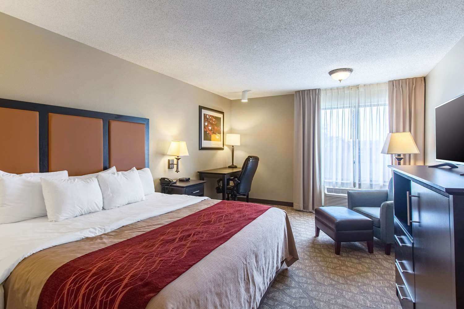 Suite - Comfort Inn East Evansville