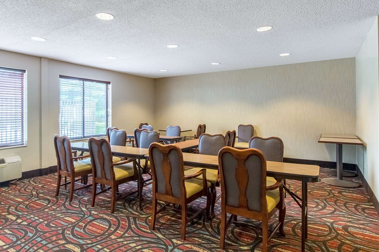 Meeting Facilities - Comfort Inn East Evansville