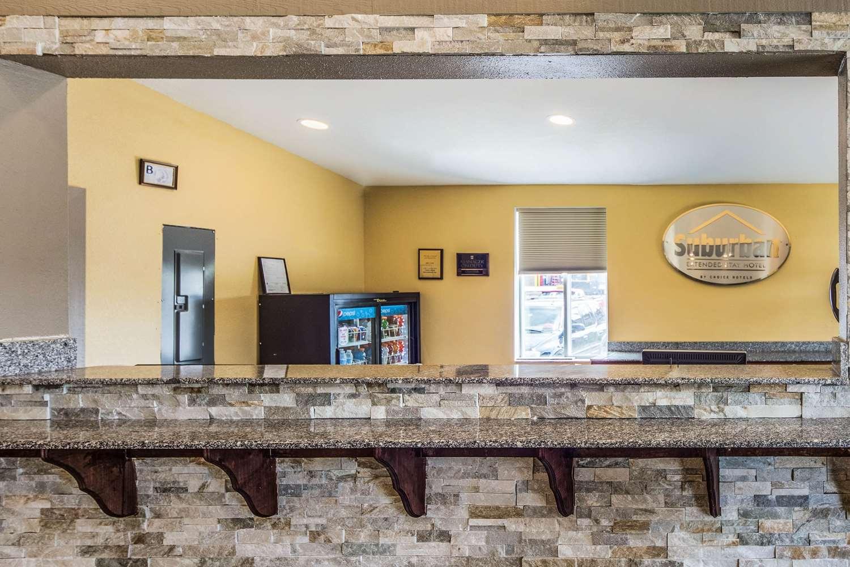 Lobby - Suburban Extended Stay Hotel Fort Wayne