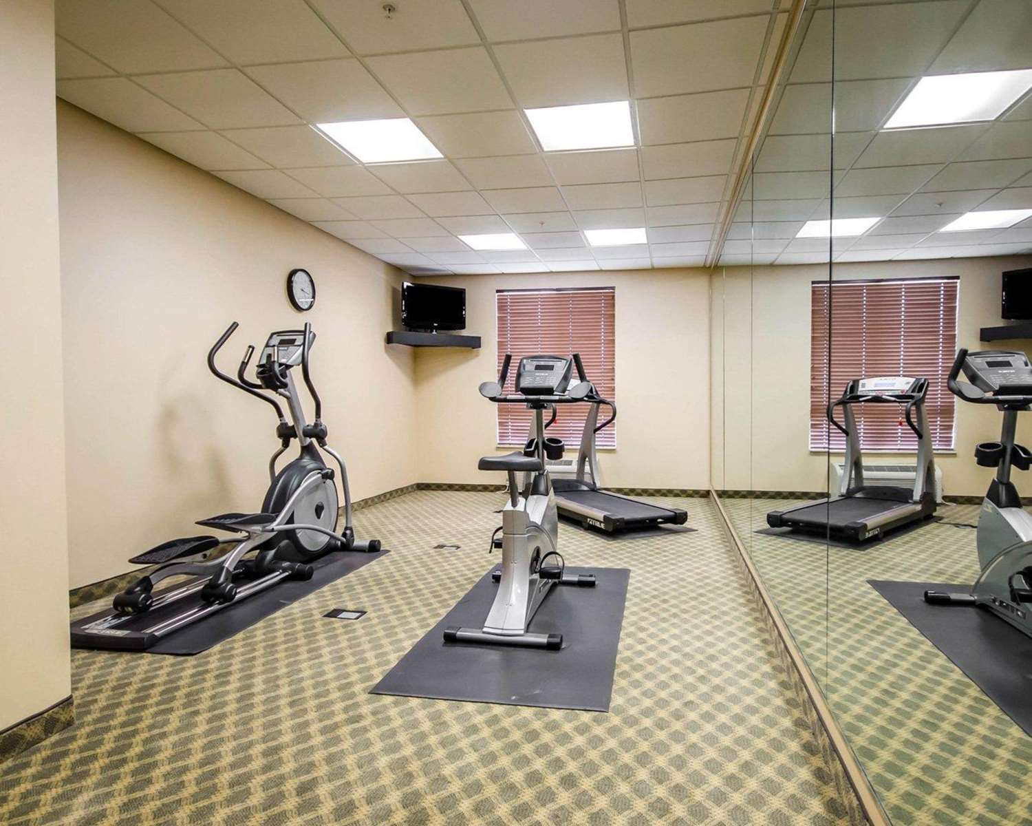 Fitness/ Exercise Room - Comfort Inn & Suites Rockport