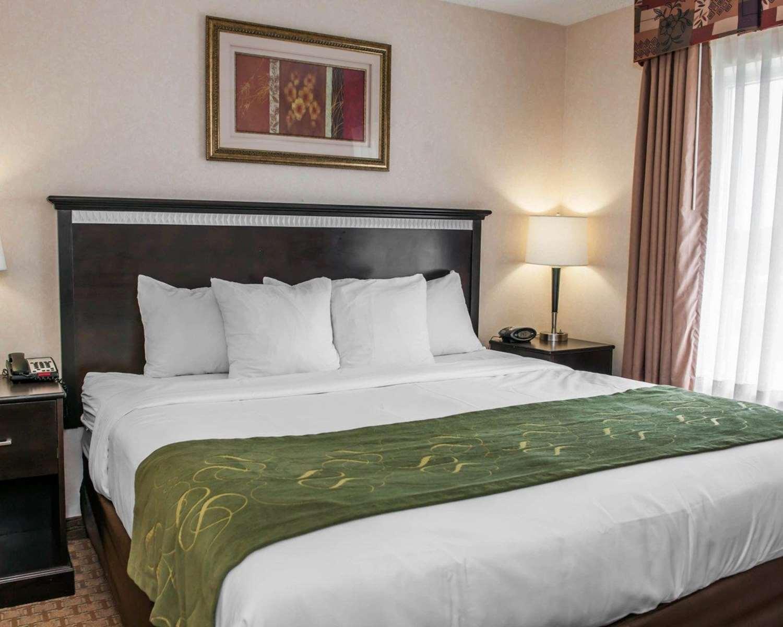 Suite - Comfort Suites Indianapolis South