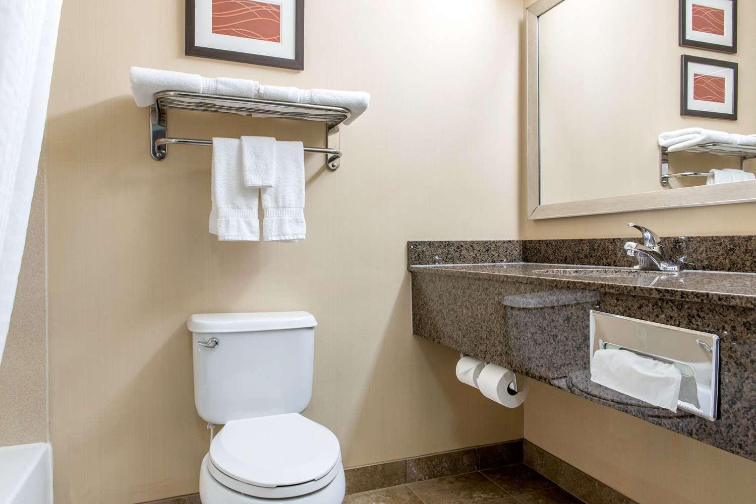 Room - Comfort Inn & Suites Porter