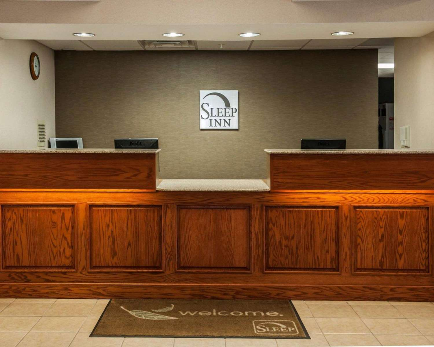 Lobby - Sleep Inn South Bend