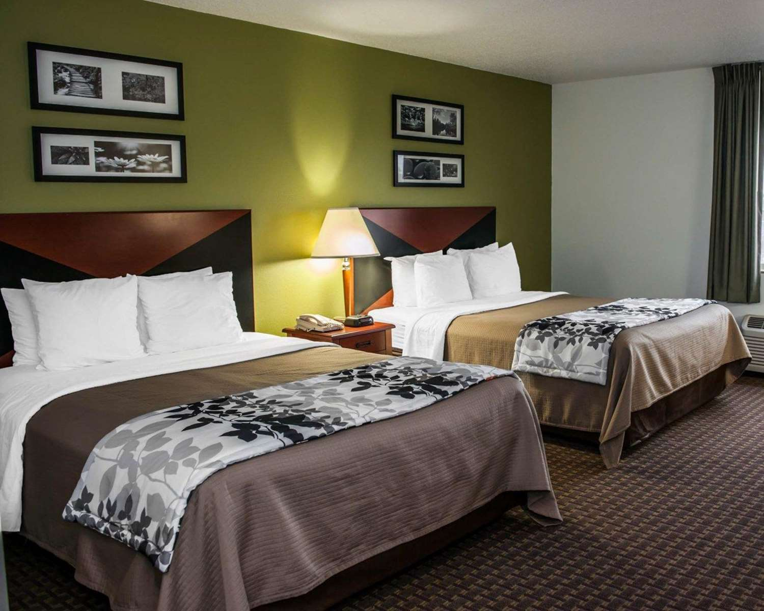 Room - Sleep Inn South Bend