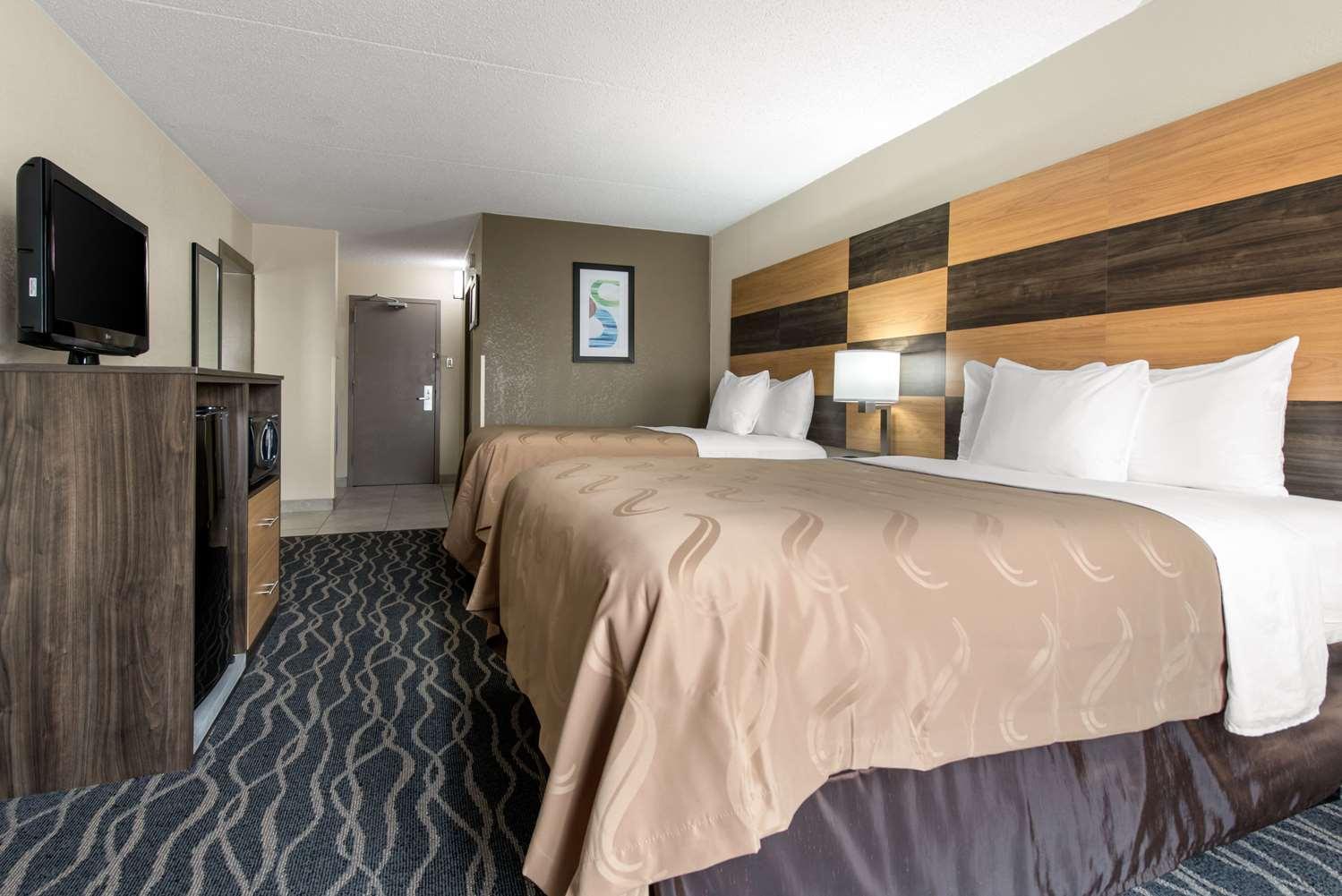 Suite - Quality Inn & Suites Lafayette