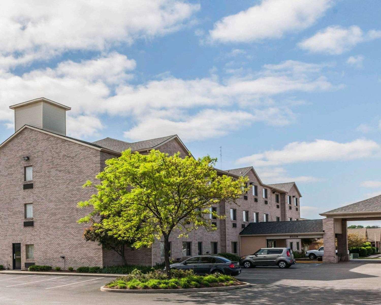 Exterior view - Comfort Inn Avon