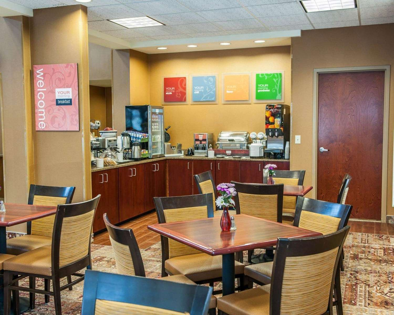 Restaurant - Comfort Inn Bloomington