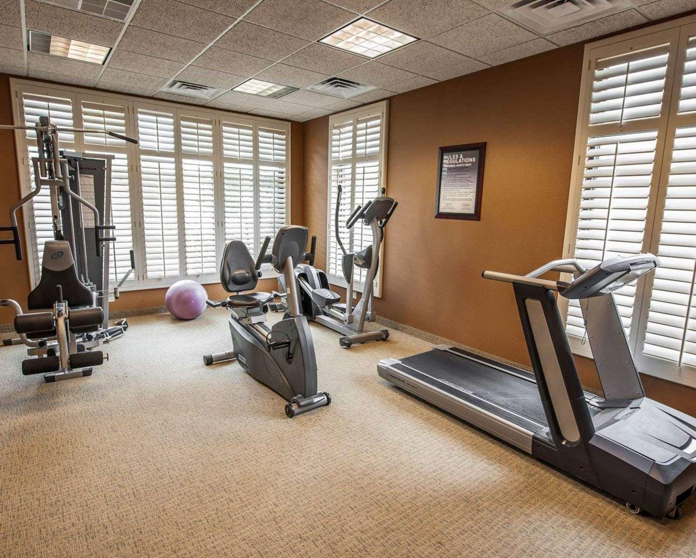 Fitness/ Exercise Room - Comfort Inn Bloomington