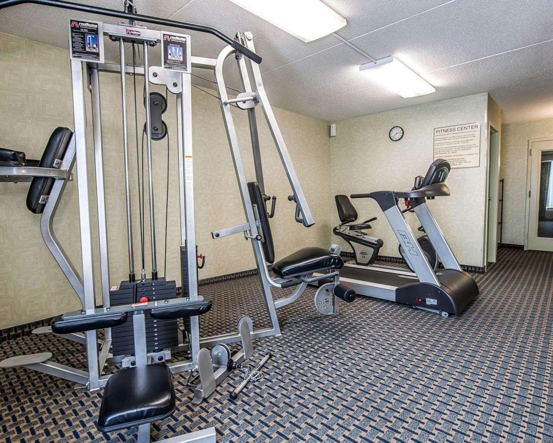 Fitness/ Exercise Room - Quality Inn Terre Haute