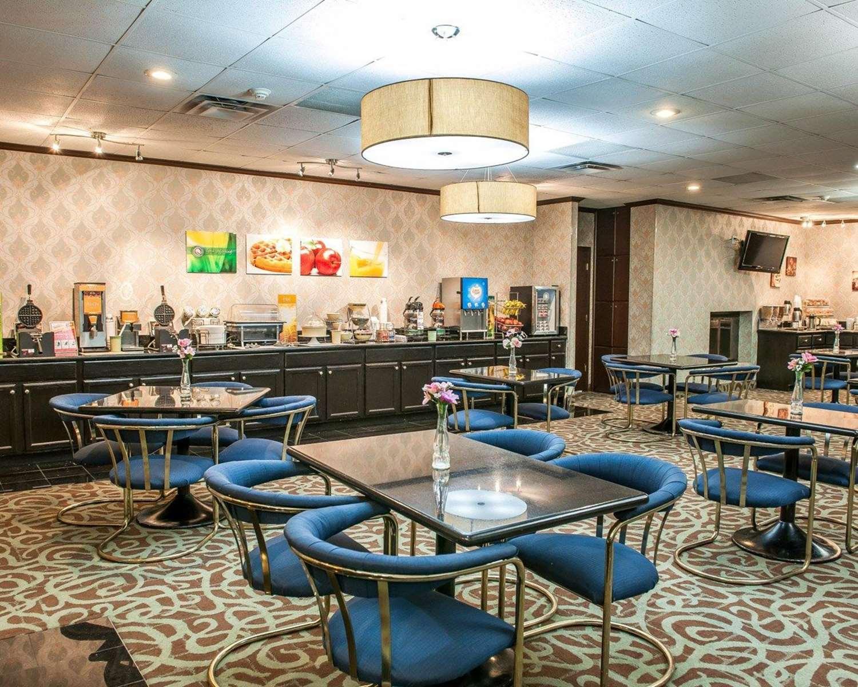 Restaurant - Quality Inn Terre Haute
