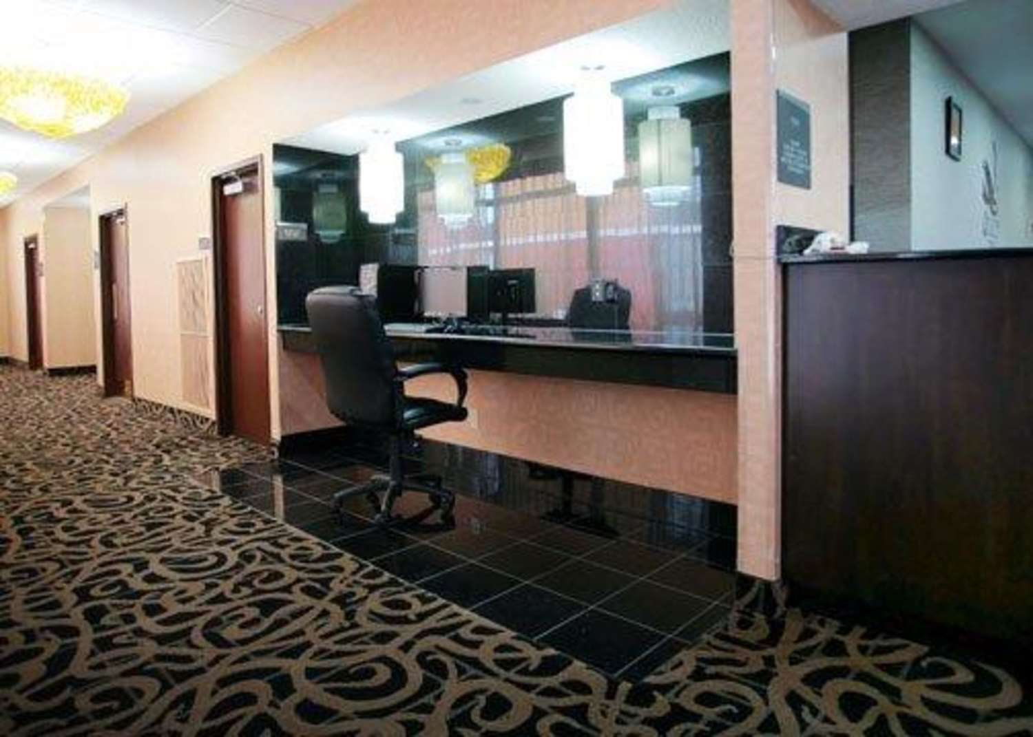 Conference Area - Quality Inn Terre Haute
