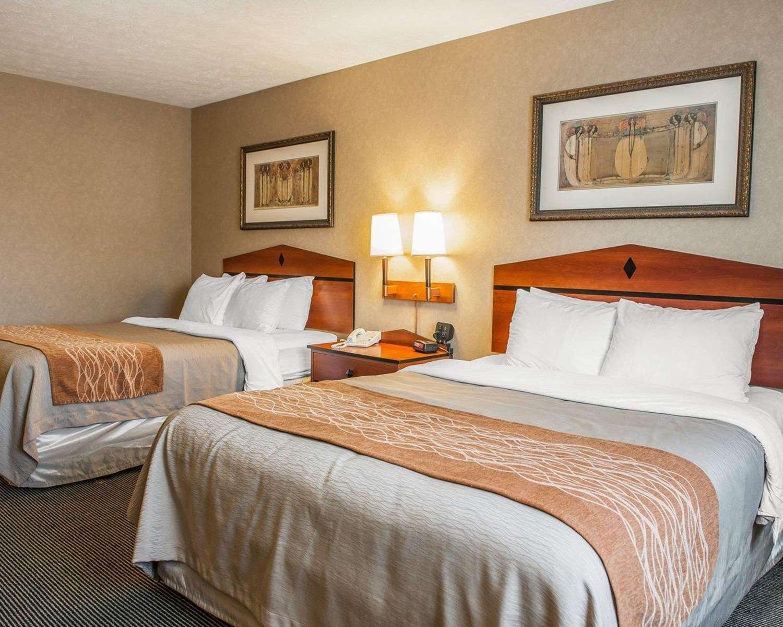 Suite - Comfort Inn Edinburgh