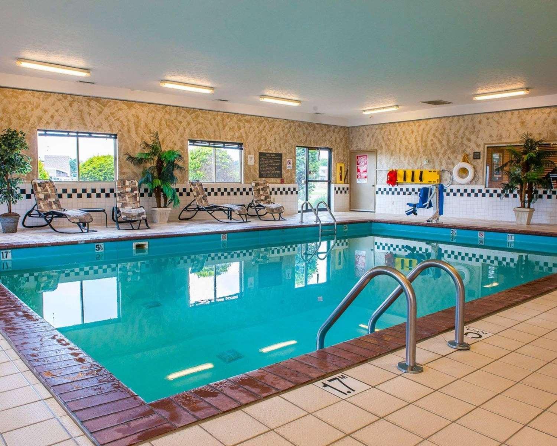 Pool - Comfort Inn Edinburgh