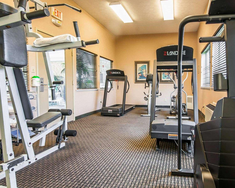 Fitness/ Exercise Room - Comfort Inn Edinburgh