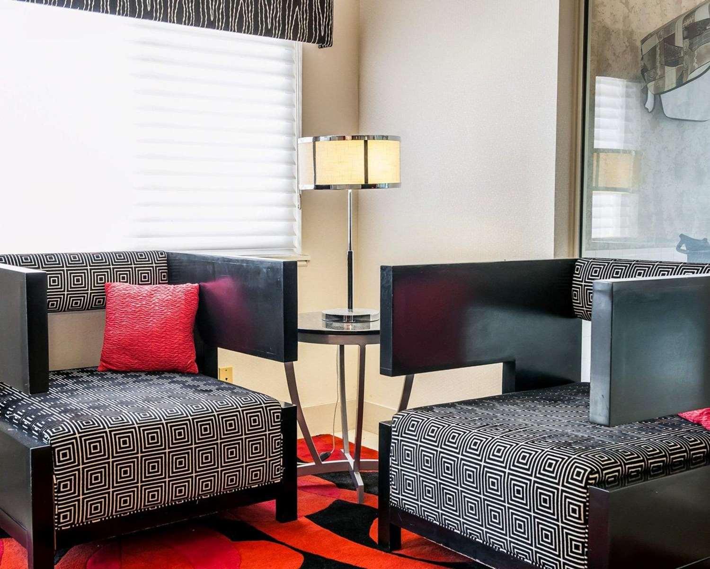 Lobby - Comfort Inn Edinburgh