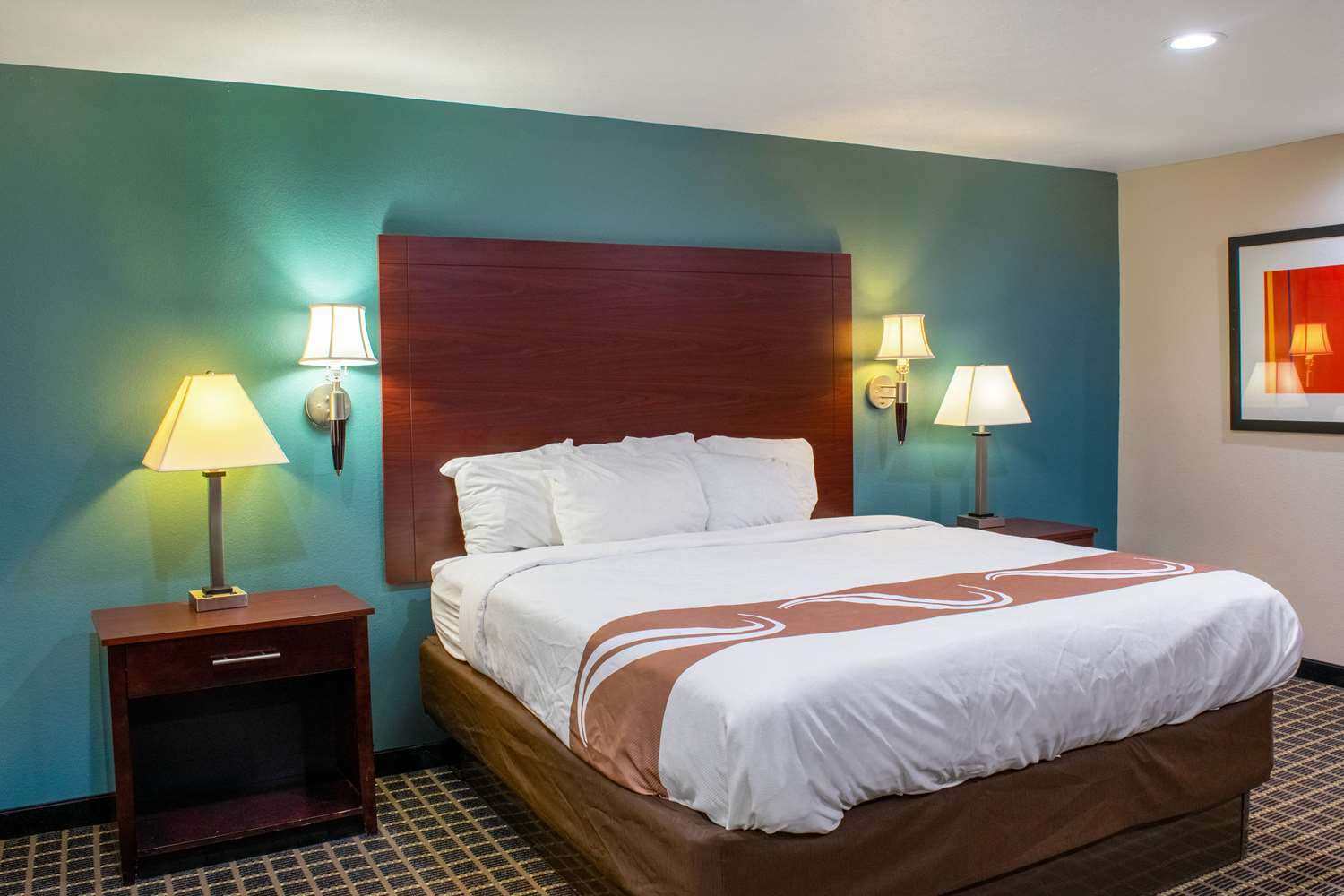 Suite - Quality Inn Plainfield