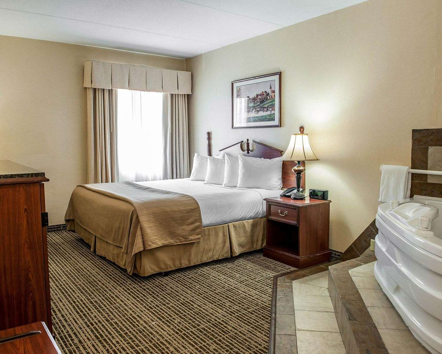 Suite - Quality Inn South Bend