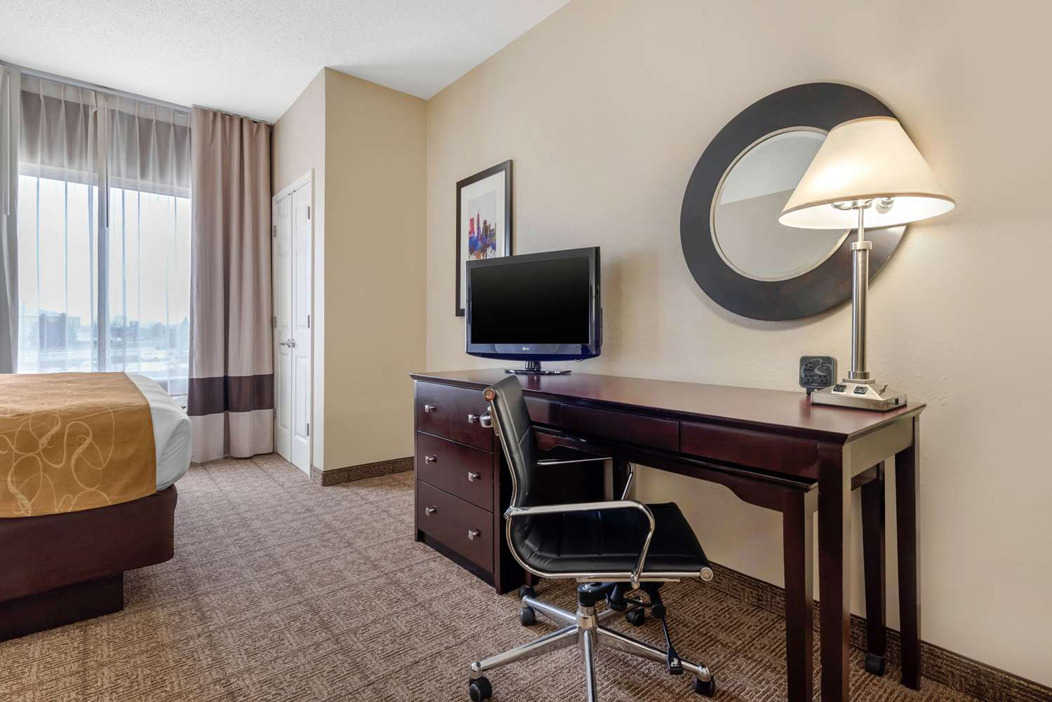 Suite - Comfort Suites Lafayette