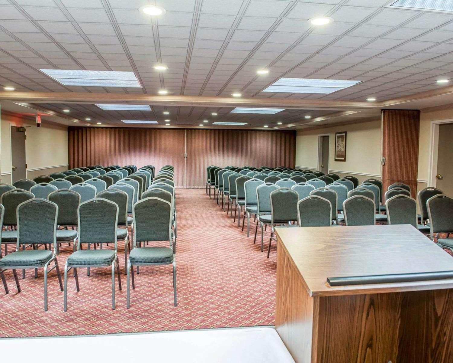 Meeting Facilities - Comfort Suites Fort Wayne