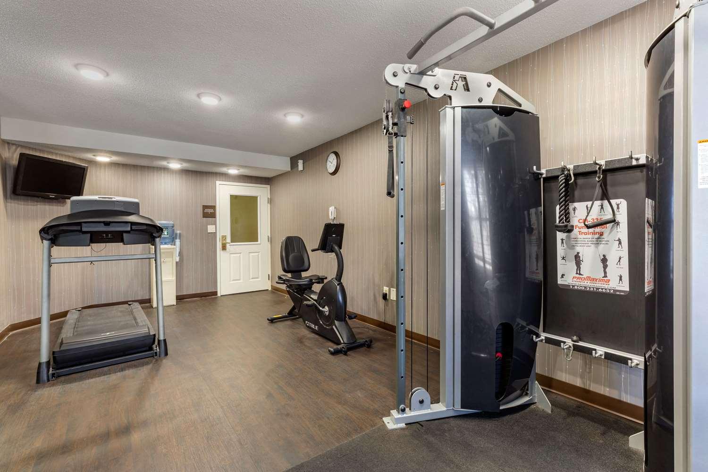 Fitness/ Exercise Room - Comfort Inn Auburn
