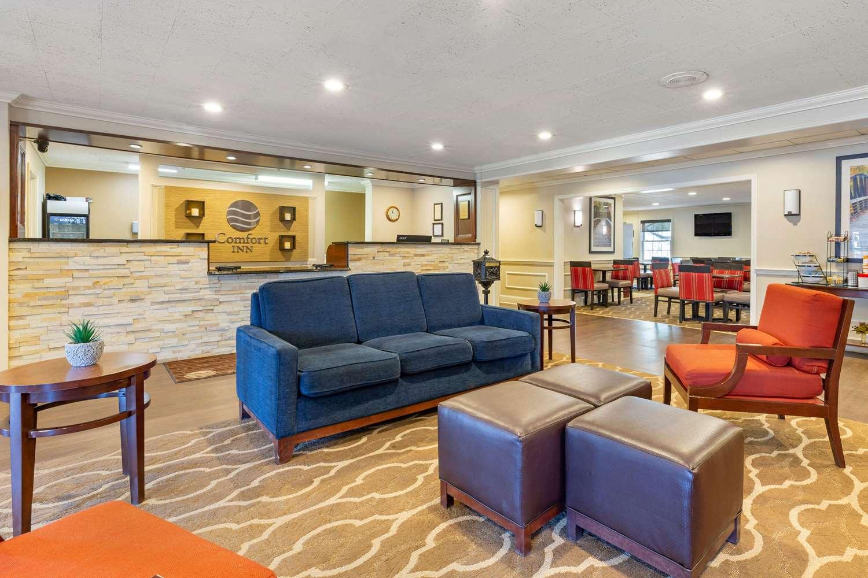 Lobby - Comfort Inn Auburn