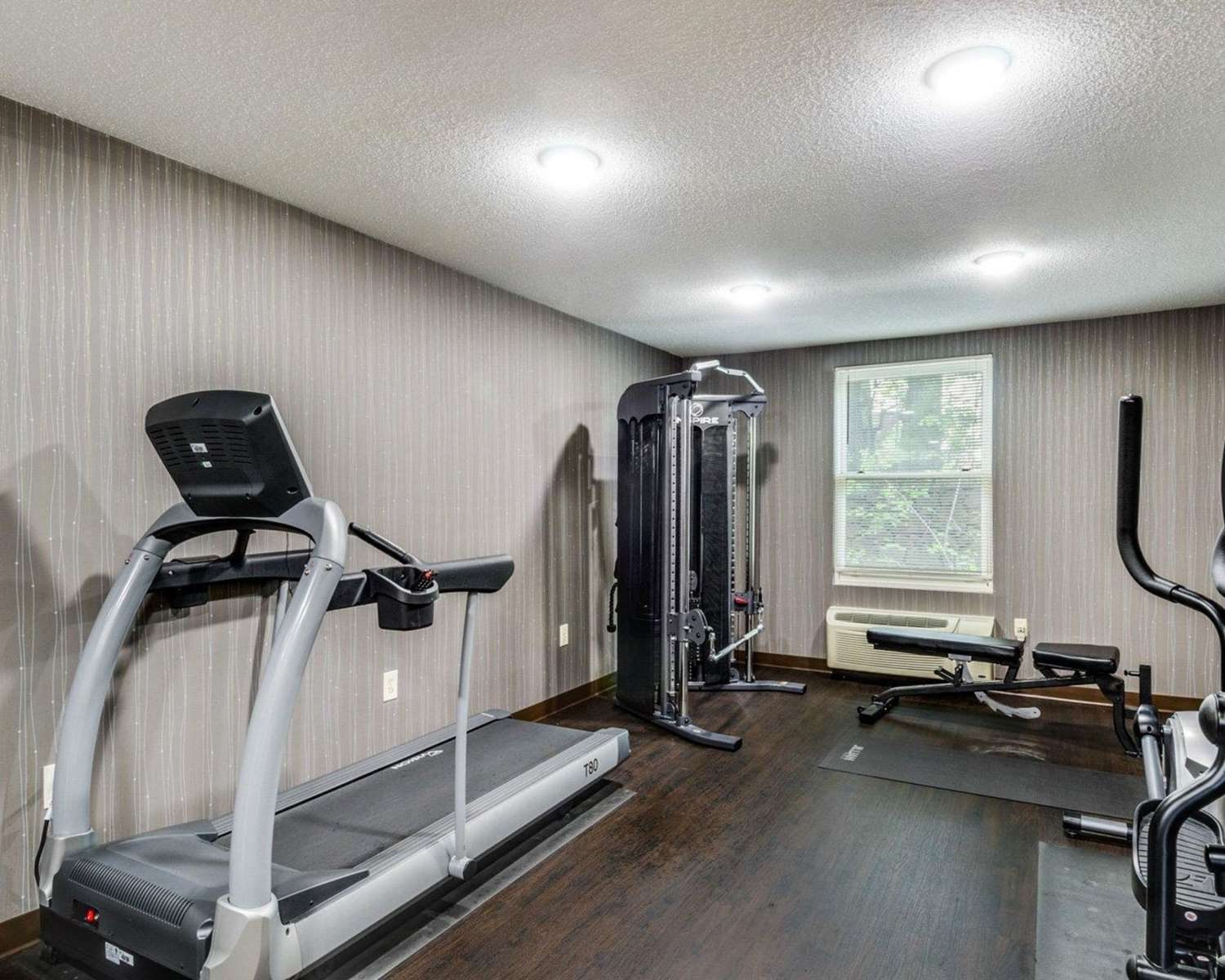 Fitness/ Exercise Room - Comfort Inn Rockland