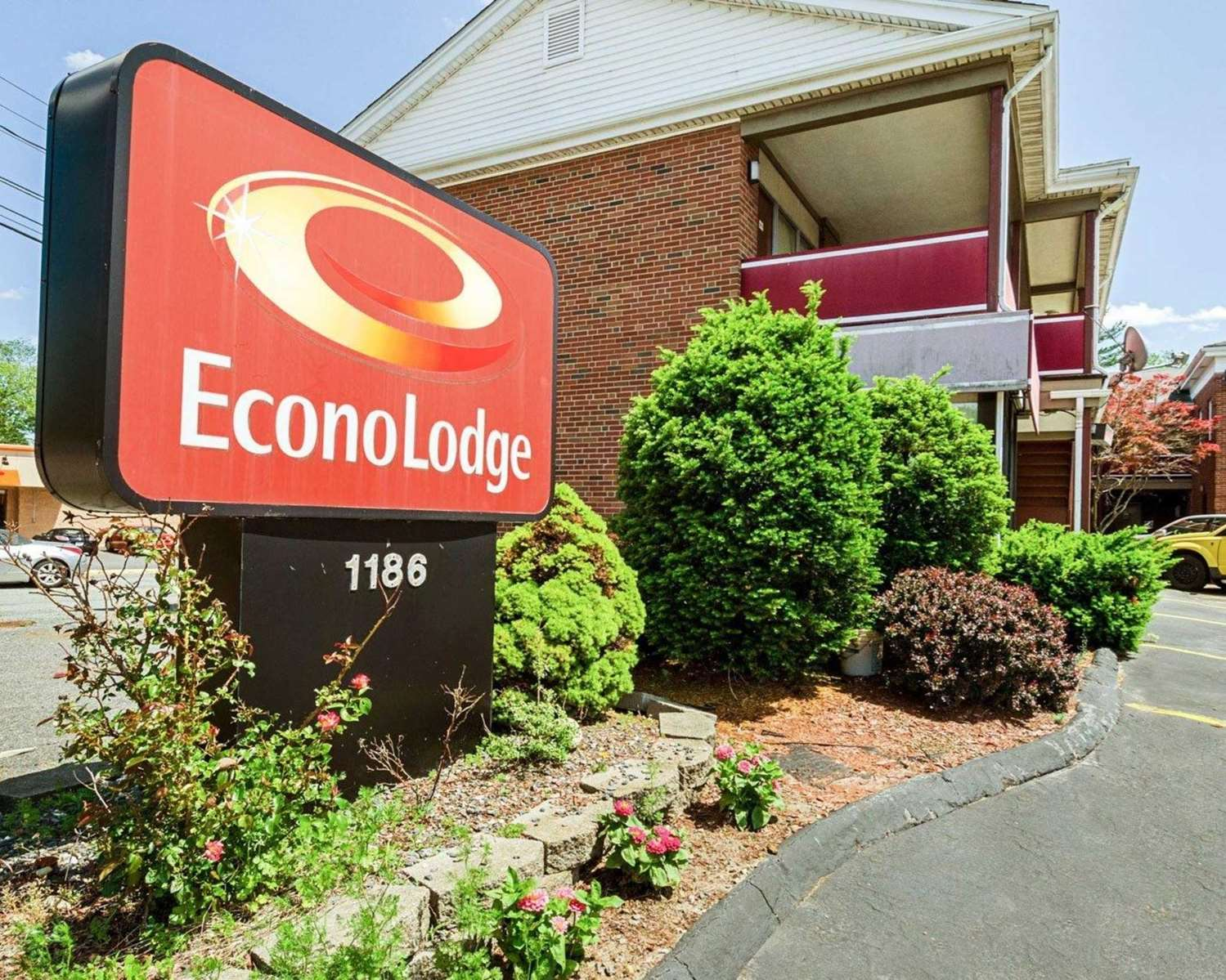 Exterior view - Econo Lodge Framingham