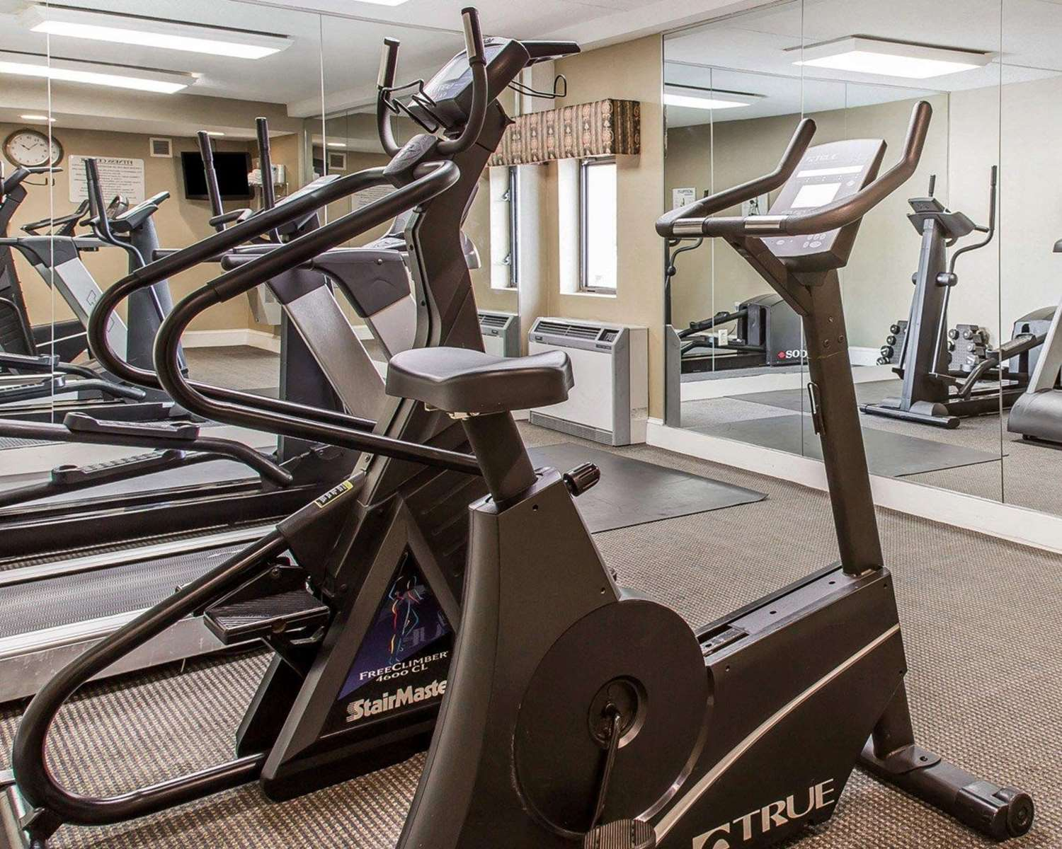 Fitness/ Exercise Room - Comfort Inn Boston