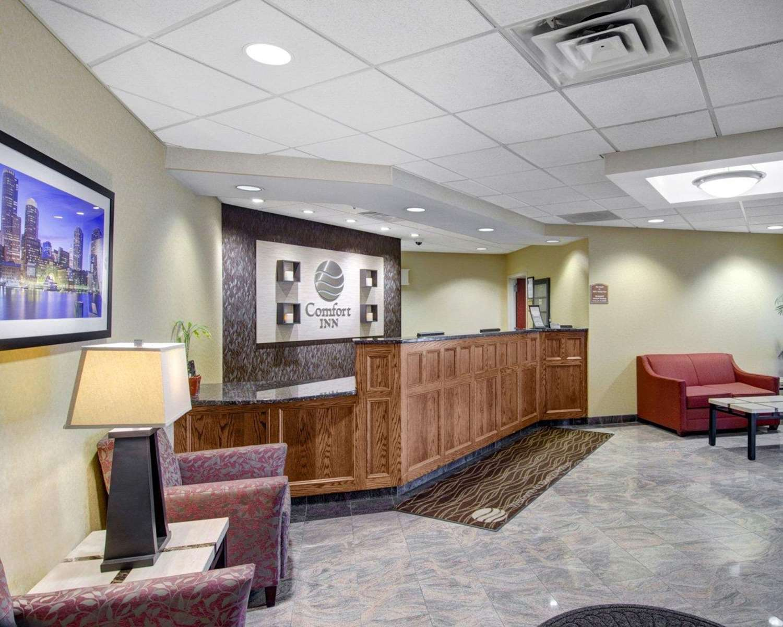 Lobby - Comfort Inn Woburn