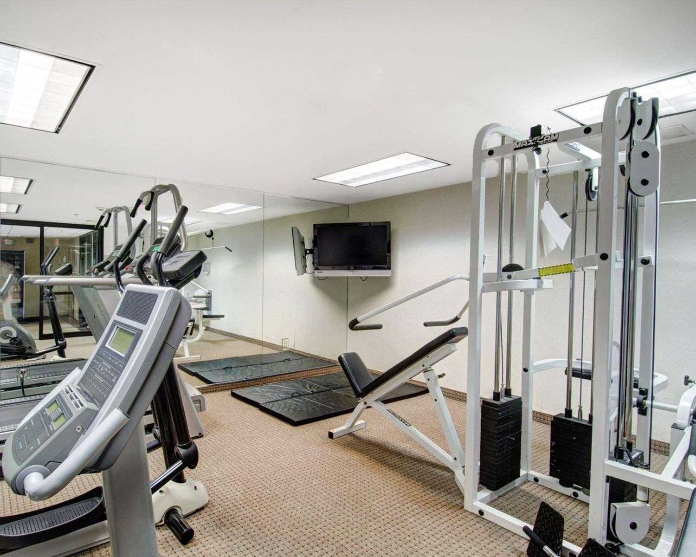 Fitness/ Exercise Room - Comfort Inn Woburn
