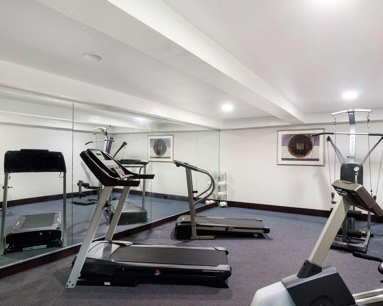 Fitness/ Exercise Room - Quality Inn Marlborough